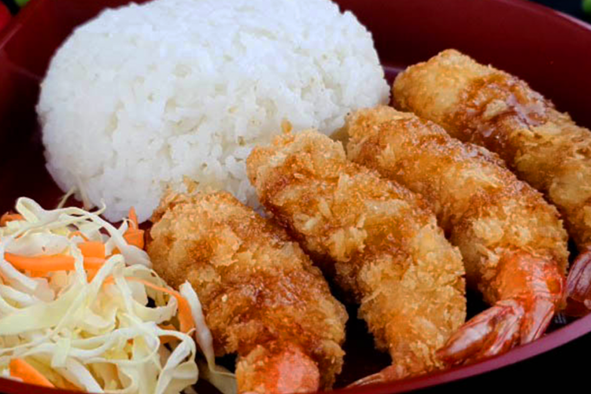 riceกุ้งชอน