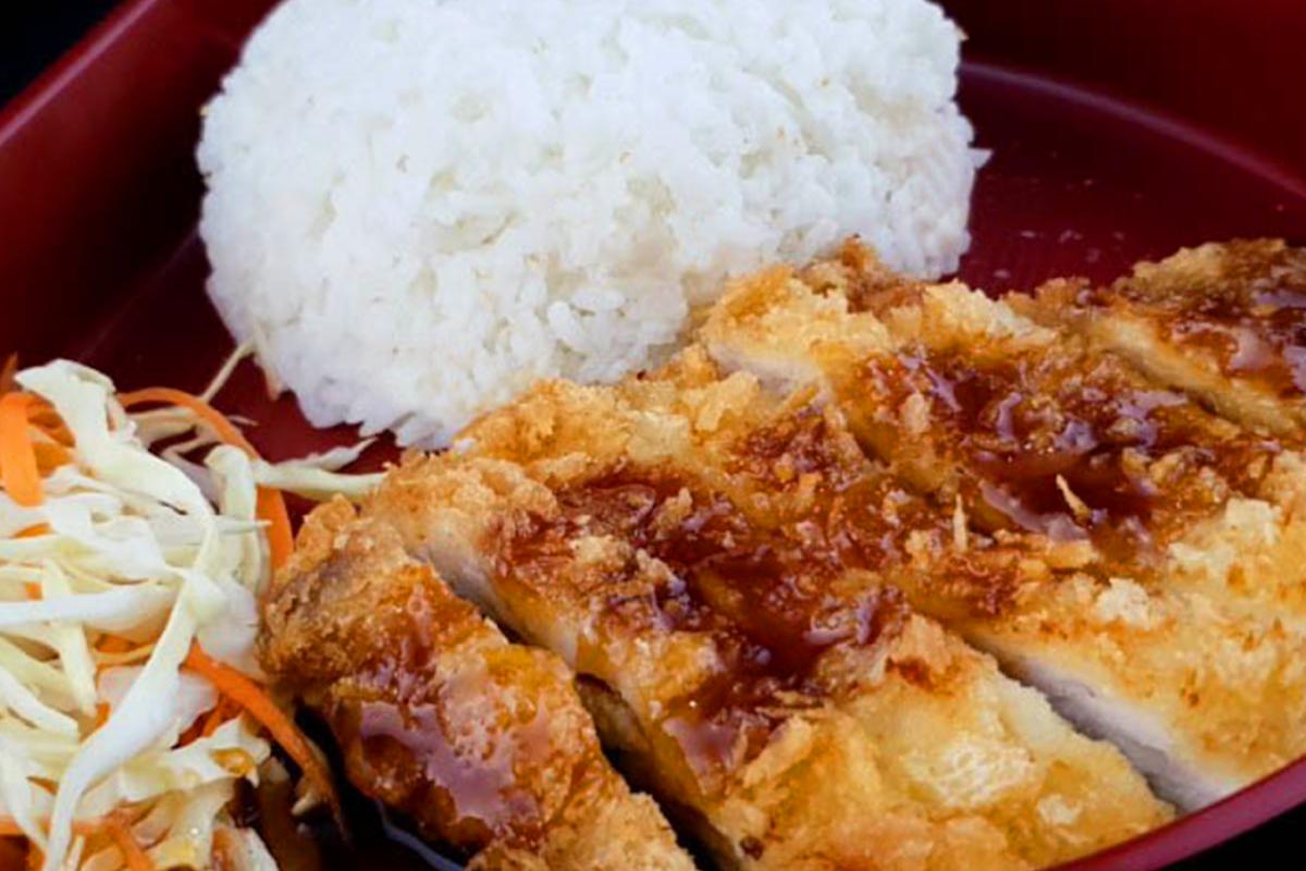 riceหมูทง